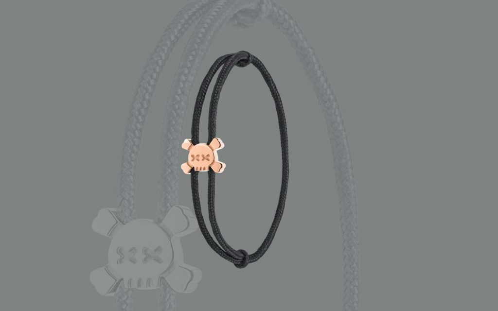 Браслет желаний на черной нити Hotchkis Jewelry